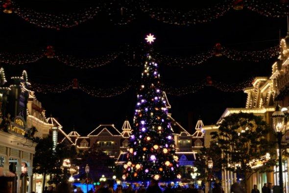 Disneyland et la magie de no l mon blog de maman - Quand doit on mettre le sapin de noel ...