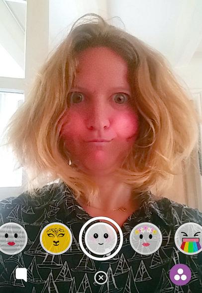 snapchat-blogueuse